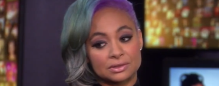 Raven-Symoné Out and Proud while Private