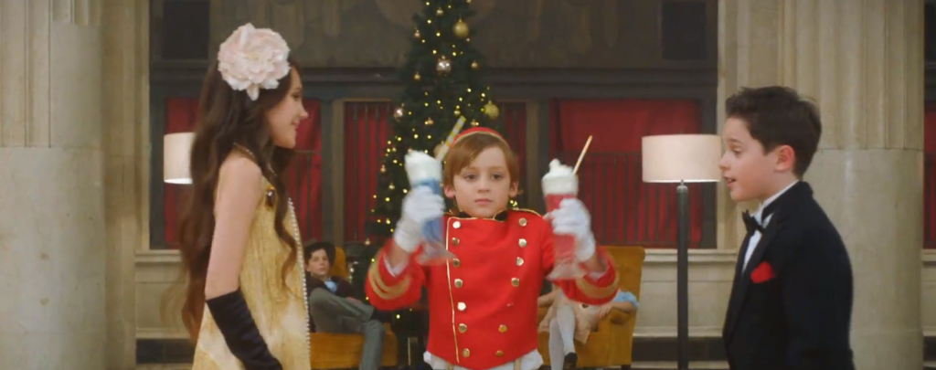 British Child Stars in BABY ITS COLD OUTSIDE
