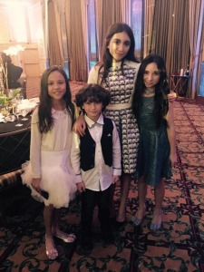 looking ahead awards rowan blanchard