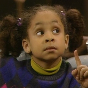 Raven-Symone Cosby Show