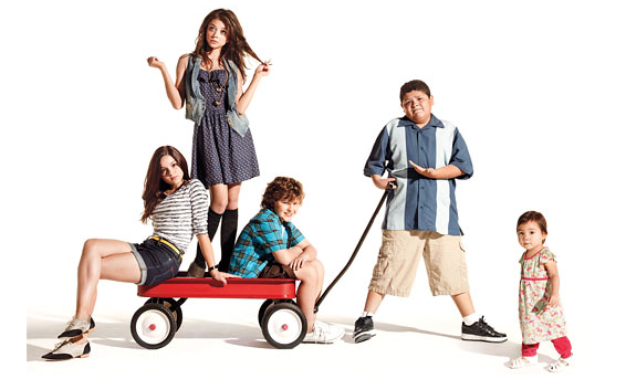 "Be aware that few pilots will have as many child actor roles as ""Modern Family."""