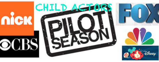 top 10 tips for pilot season for child actors