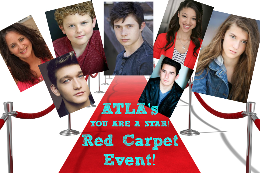 "ATLA ""You Are A Star"" Red Carpet Event"