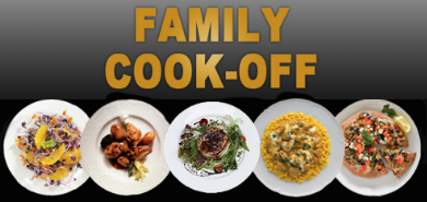 Casting New Family Cooking Competition Series