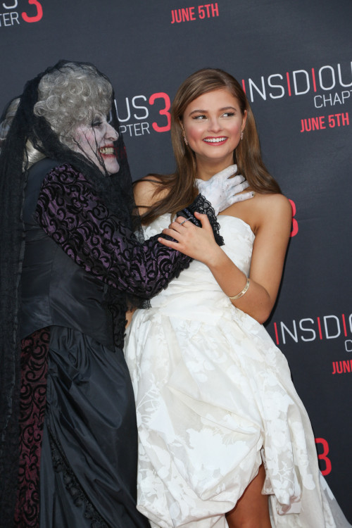 Red Carpet Premiere of Insidious Chapter 3