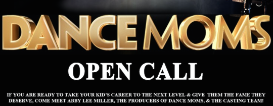 Open Casting Call Child Dancers