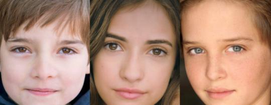 Fuller House Child Actors Now Cast