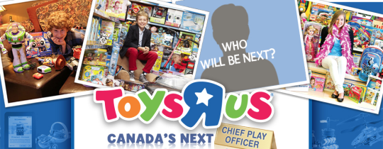 Toys R Us Canada Casting