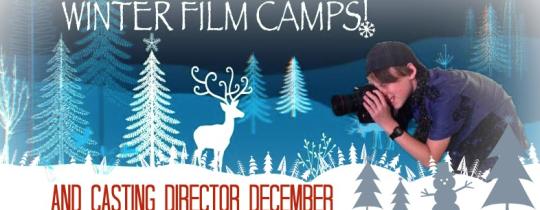 Young Actors Winter Film Camps