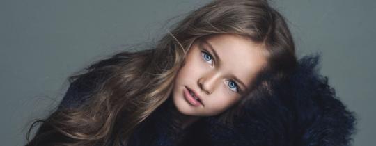 LA Models Signs 10 year old Super Model