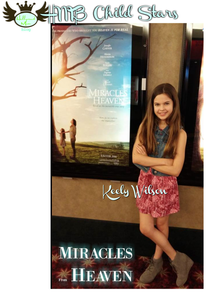 HMB Child Stars Attend VIP Screening MIRACLES FROM HEAVEN!