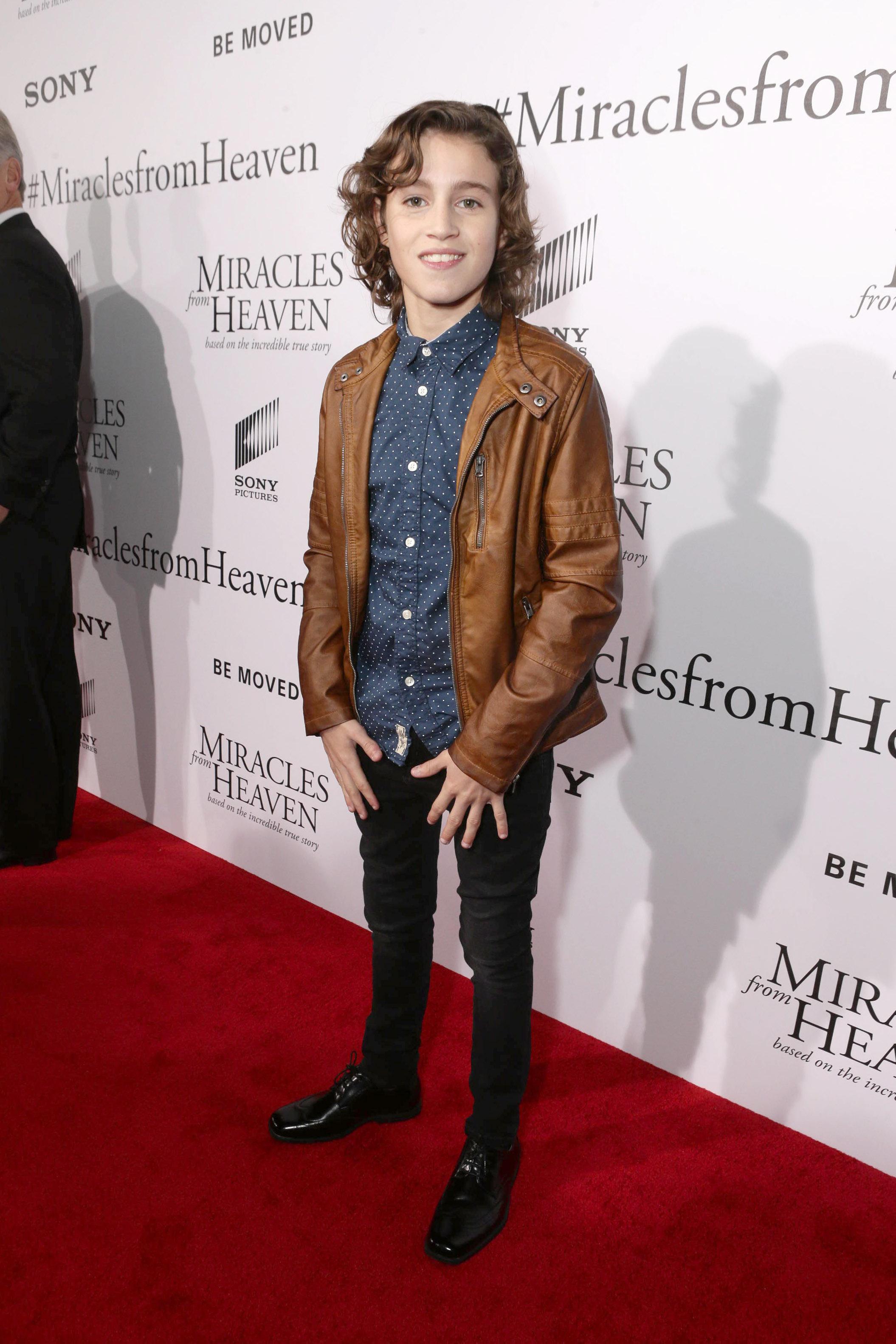 Child Stars Rock Red Carpet Style