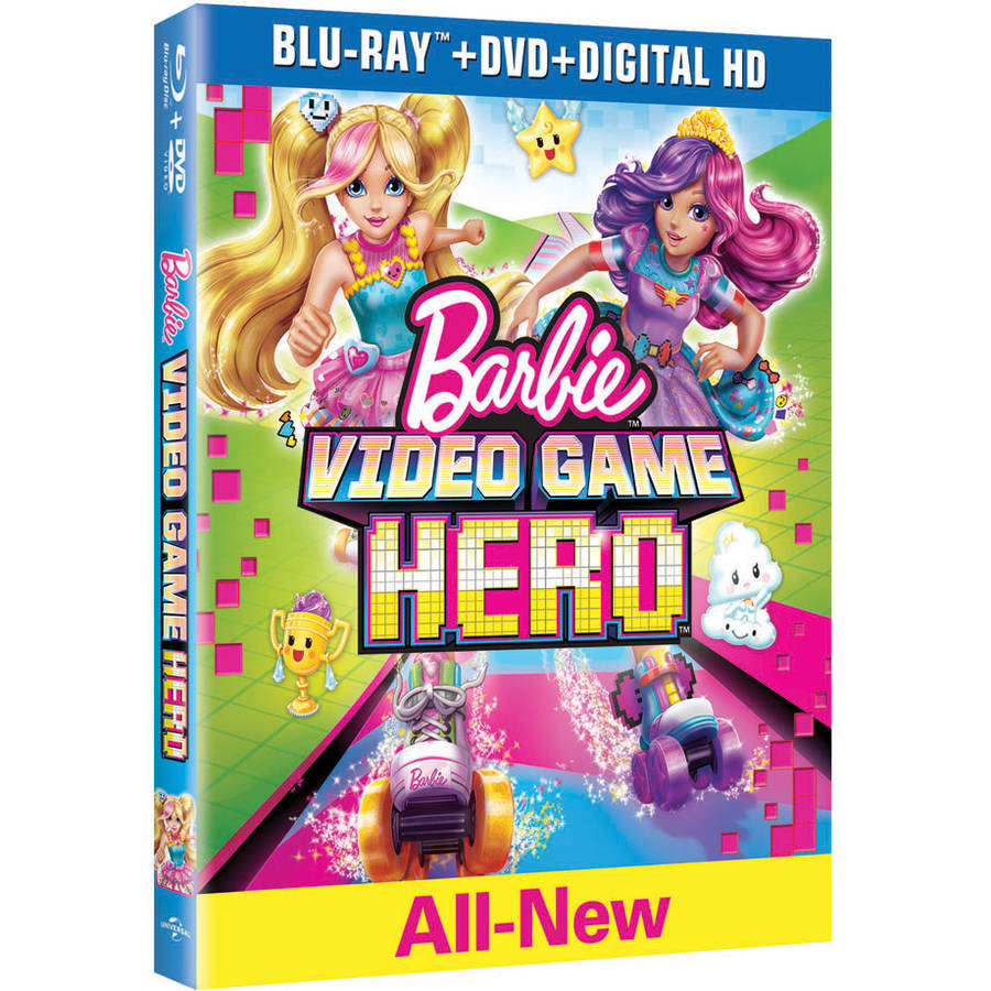 BARBIE™ VIDEO GAME HERO
