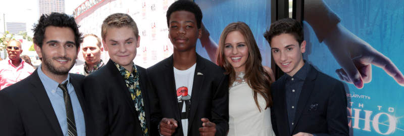 Earth to Echo Red Carpet