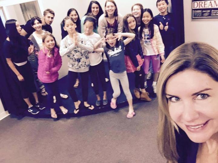 BAY AREA ACTING STUDIO Hosts Child Actors SUMMER ACADEMY