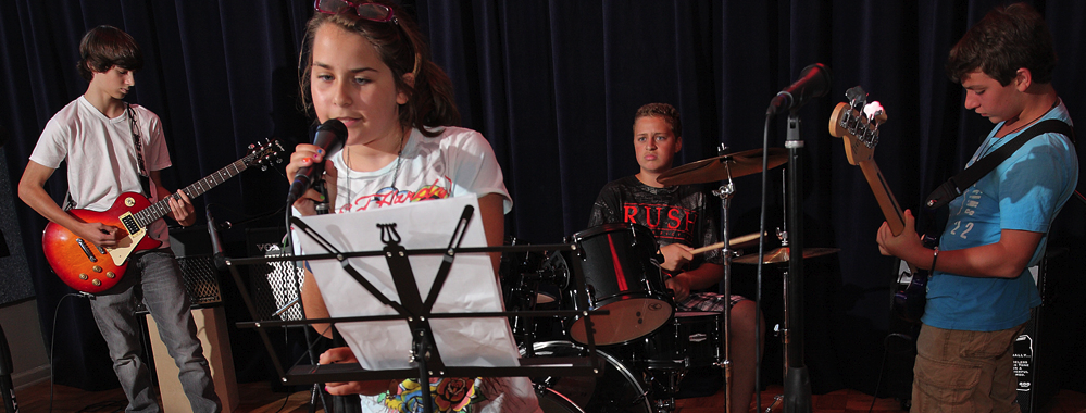 Young Performers Turn Up The Volume With School Of Rock S