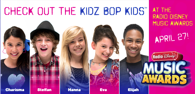 GIVEAWAY: KIDZ BOP KIDS Live at The House Of Blues Anaheim ...
