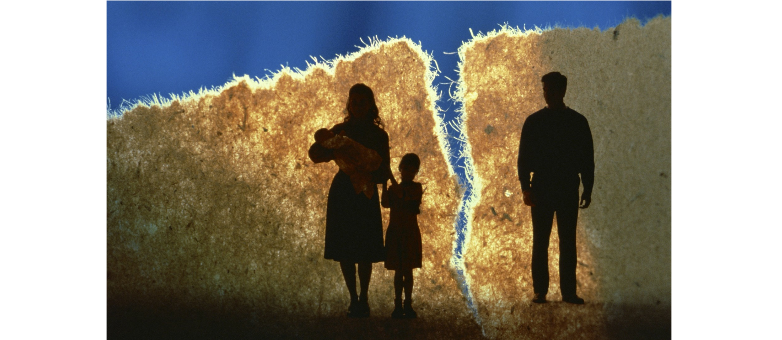 divorce papers casting divorced families nationwide