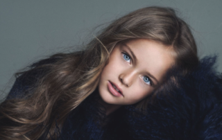 LA Models Signs 10 year old Super Model