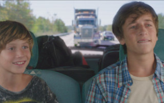 VACATION Child Stars Skyler Gisondo and Steele Stebbins