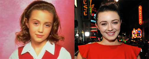 Then And Now Former Childstar Madeline Zima Comes Clean On The