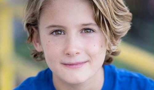 Child Actor Porter Fasullo