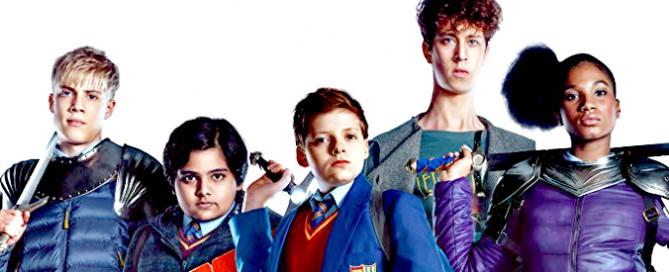 Talented Cast Child Actors