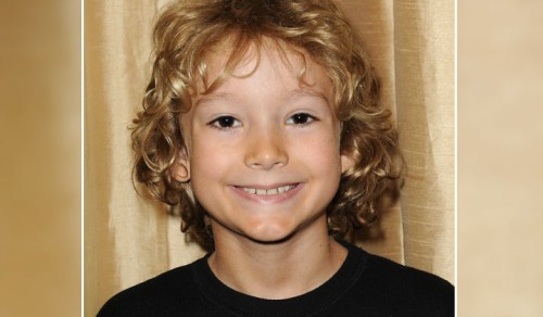 child actor loses TV show role